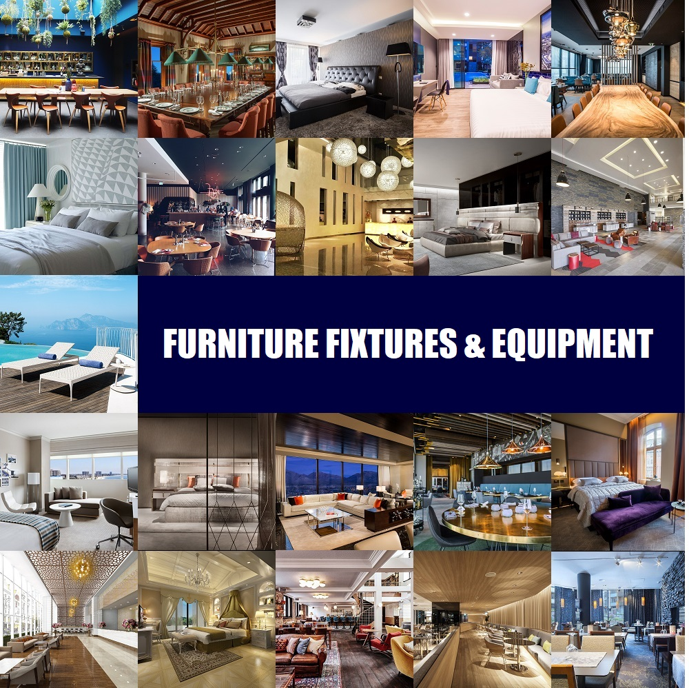 Furniture Fixtures & Equipments.
