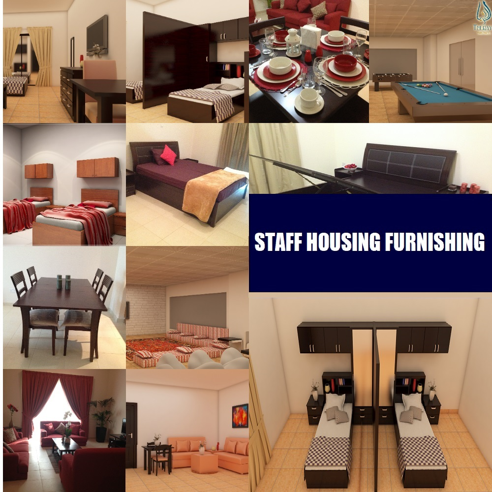 Staff Housing Furnishing